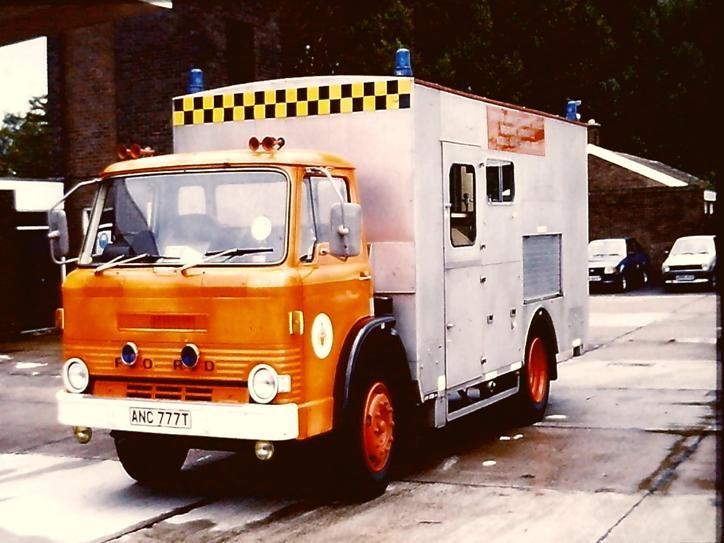 ANC777T Ford D1114 BAT GMC