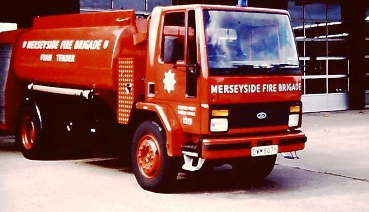DWM607Y Ford/Malmo tankers FoT