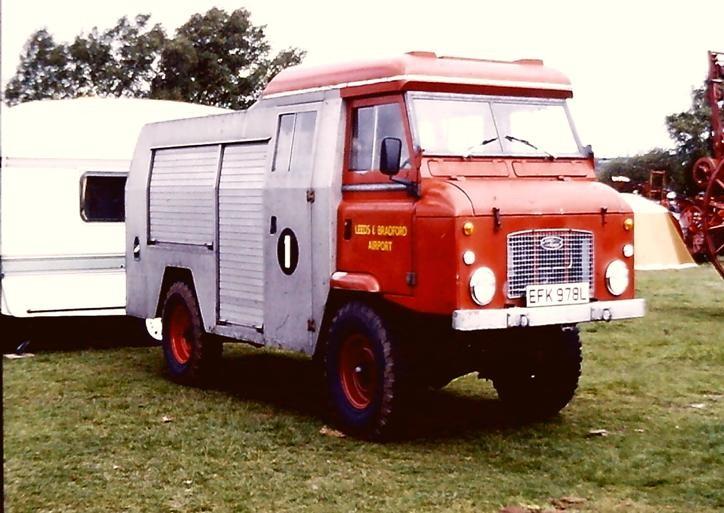 EFK978L Land Rover FC/ Carm RIV