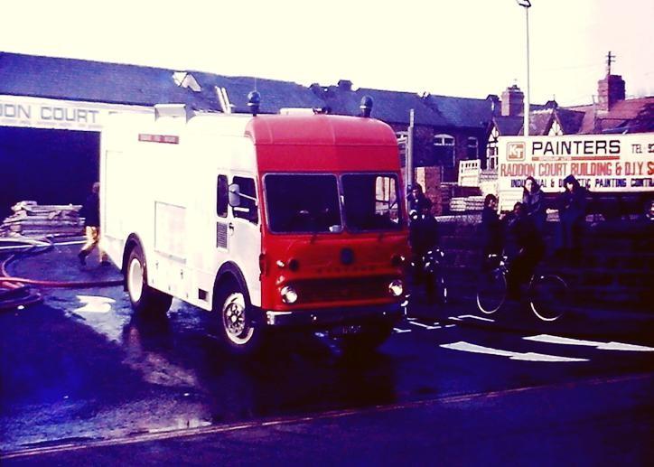 Bedford TK ET Cheshire NED 101G