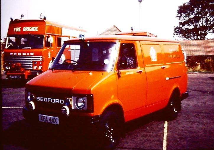 Bedford CF XFA 44X L2P Cheshire