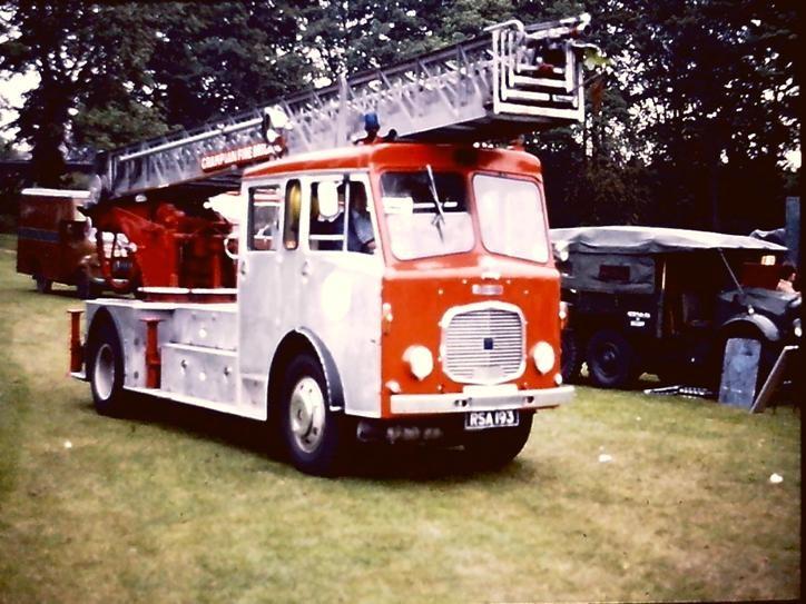 RSA193 Grampian Dennis F27 TL Metz