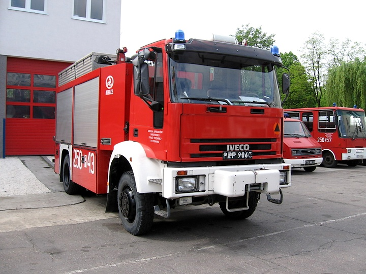iveco fire