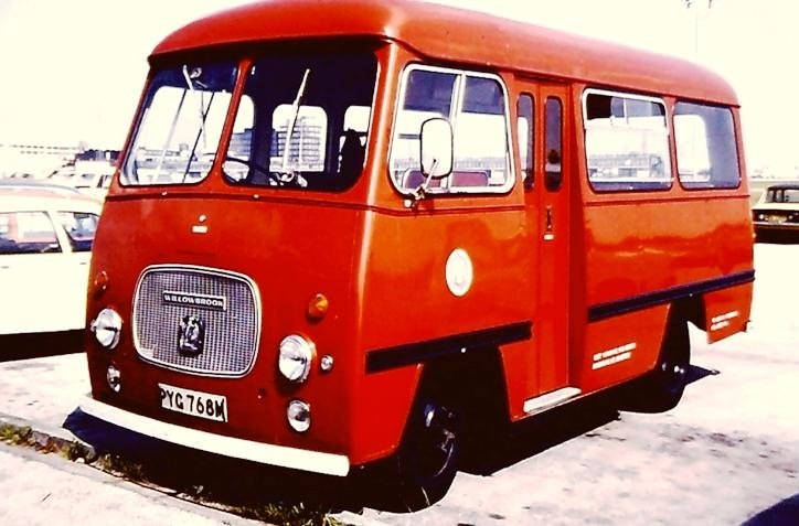 Bedford Willowbrook W Riding PCV PYG768M
