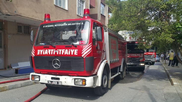 Mercedes NG Multi Purpose Fire Truck