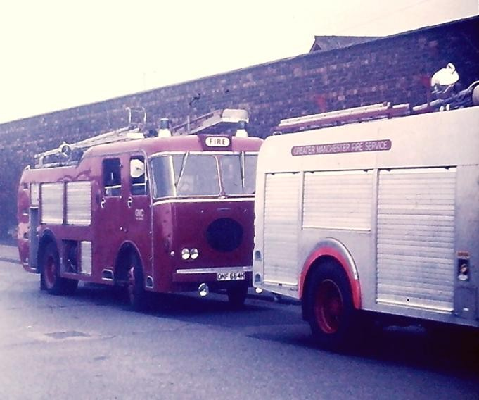 ONF664H Albion PE Manchester