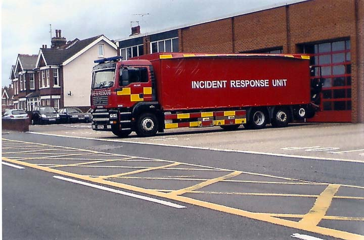 East Sussex MAN Incident Response Unit