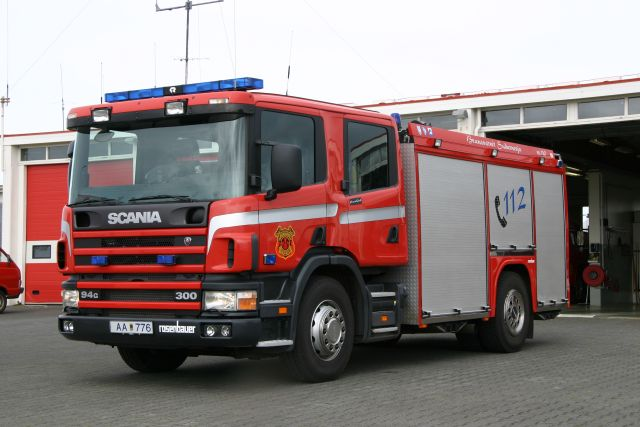 Sudurnesja Scania WtT