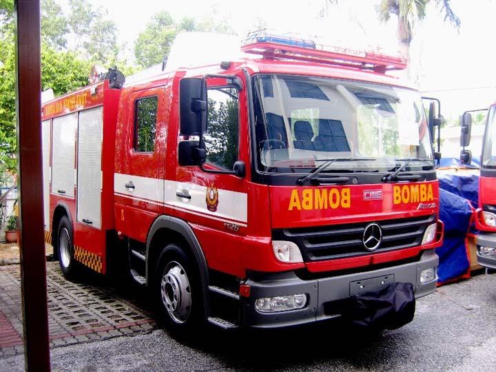 Malaysia - New Atego Tenders