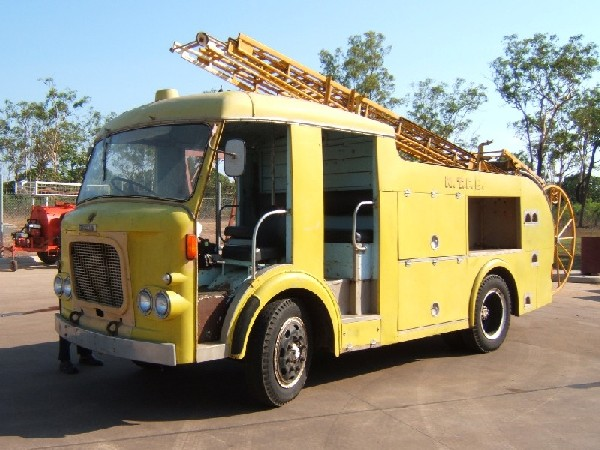 1964 Dennis F34 'tropical cab' version
