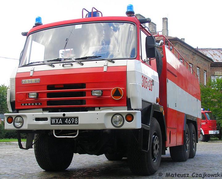305[w]26 GCBA 8,2/32 - Tatra 815 - Warsaw, Poland