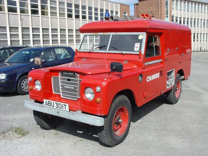 ABU 301T - Land Rover Carmichael