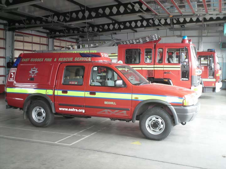 east sussex fire department
