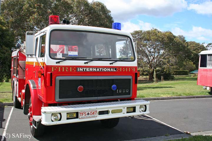 TFS International 1950D Heavy Pumper