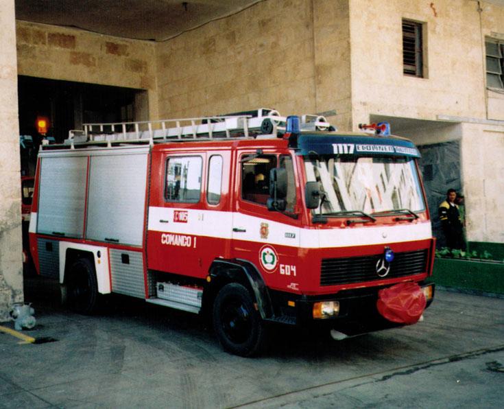Havana fire appliance #604
