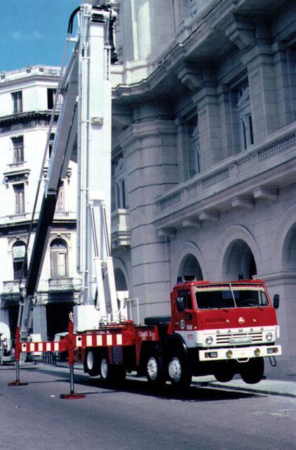 Havana aerial appliance #670