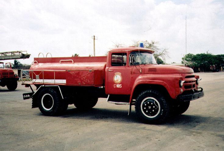 Varadero, Cuba, Zil Tanker