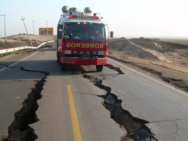 USAR-PERU after earth quake