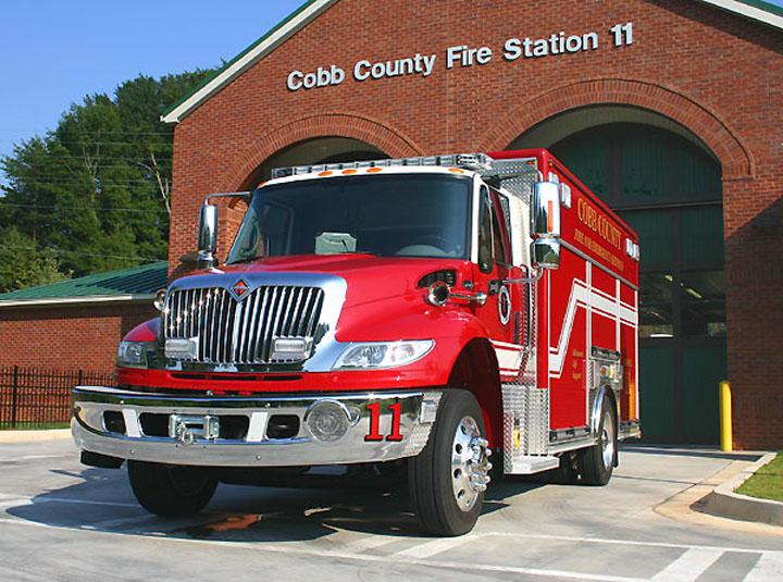 Cobb Co, Ga Rescue #11