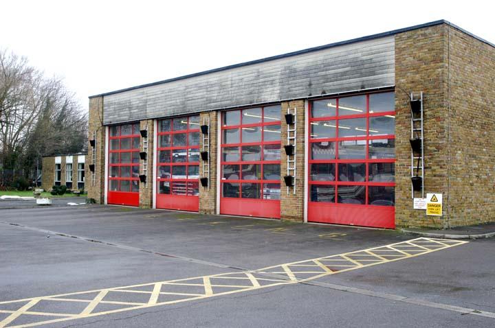 Photo of West Sussex Bognor Regis fire station