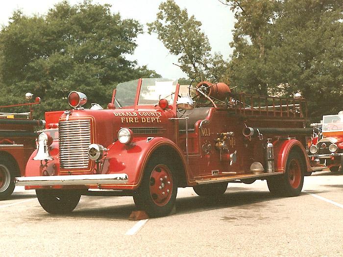 DeKalb Co. Old E-1