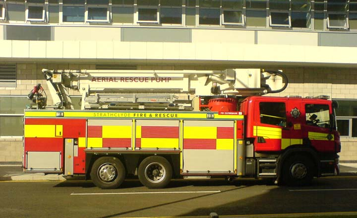 Strathclyde Fire & Rescue ARP
