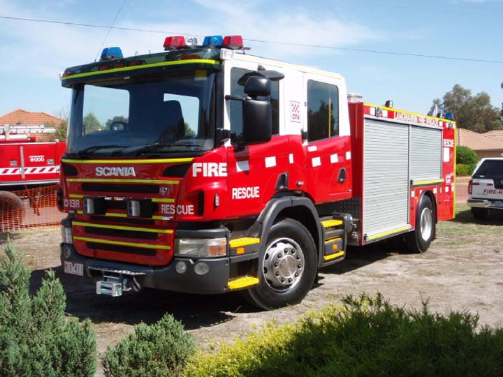 Country Fire Authority Heavy Rescue - Langwarrin