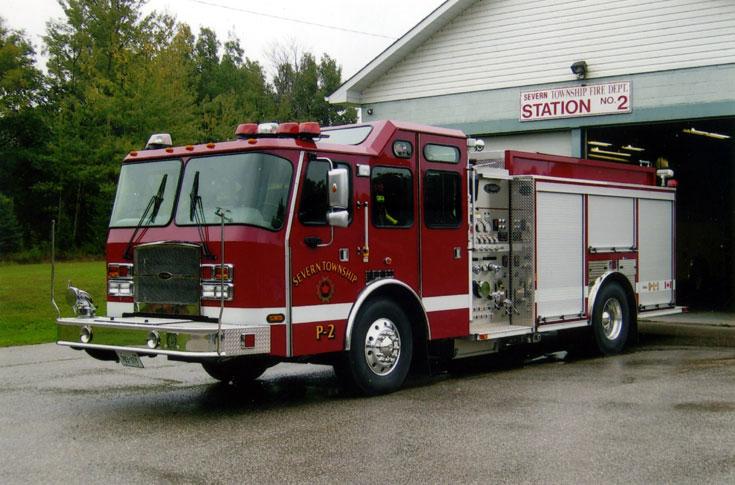 Severn Township Fire Dept Station No 2