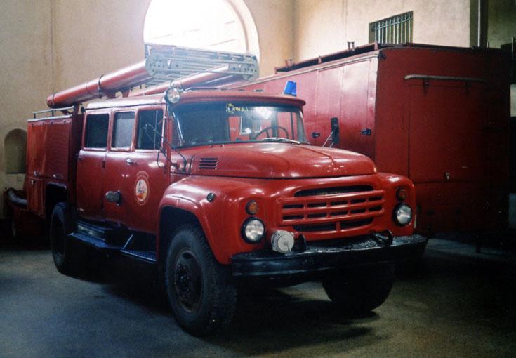 Matanzas, Cuba, Zil 130 series
