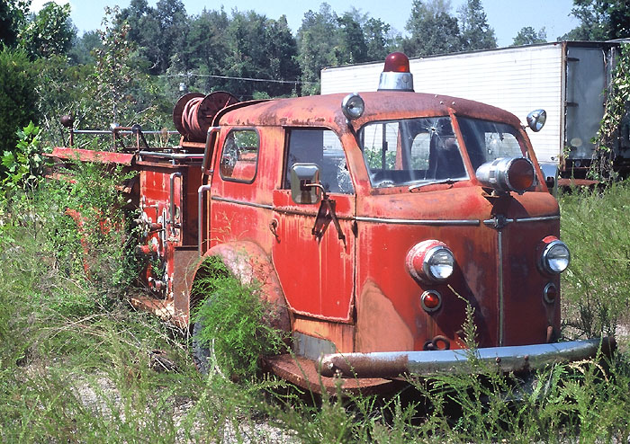 American LaFrance Relic