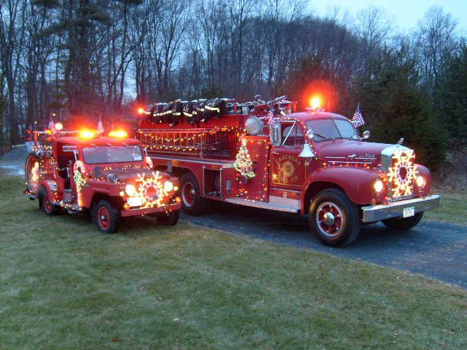 1979 Nissan and 1960 Mack