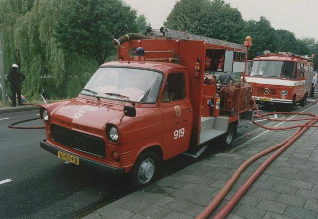 Ford TNO Rijswijk