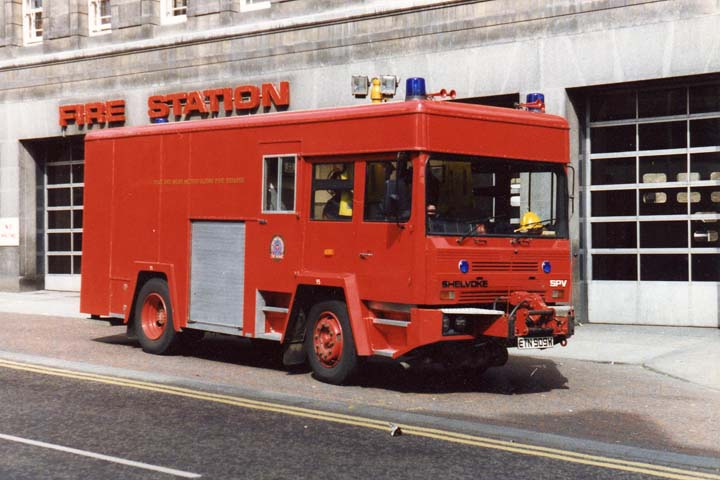 Tyne & Wear Emergency Tender Shelvoke