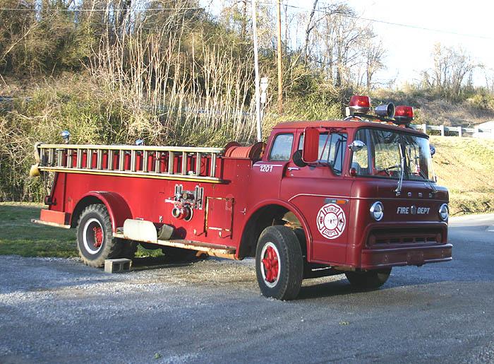 Oakdale Fire Department 1201