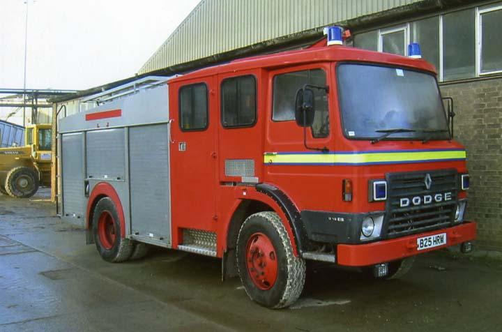Ex - Cumbria Water Ladder Dodge