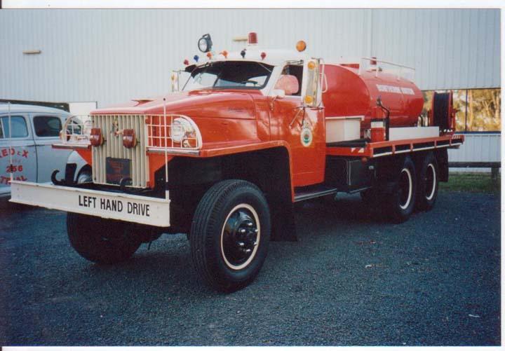 Fire Engines Photos Studebaker 6x6 Fire Appliance