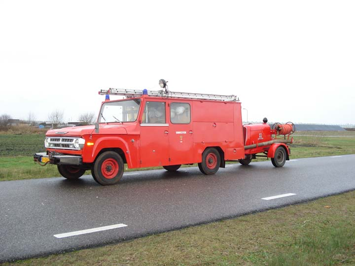 Mowag ex-Feuerwehr Hombrechtikon Switzerland