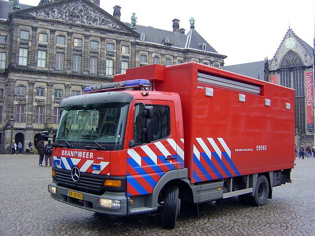 New A-wagen Amsterdam