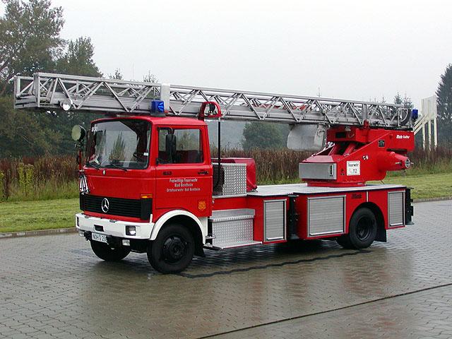 Feuerwehr Bad Bentheim DL
