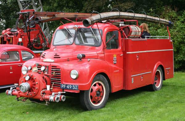 Austin Pumper 1954