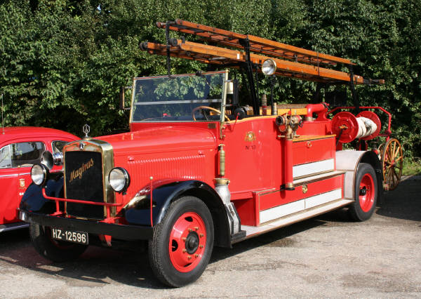 1932 Magirus pumper The Hague Netherlands