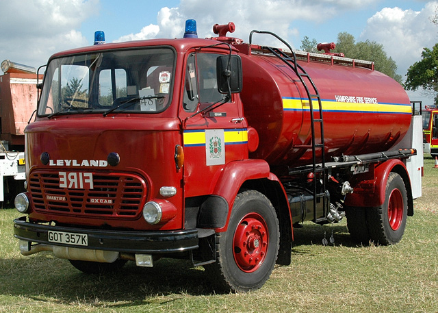 Leyland tanker GOT357K