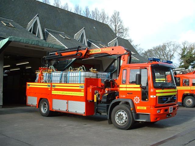 Foxtrot 1-7 Foam Carrier