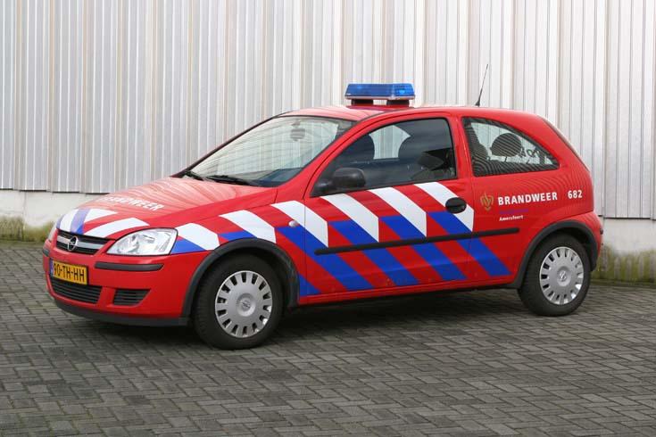 Brandweer Amersfoort Opel Corsa
