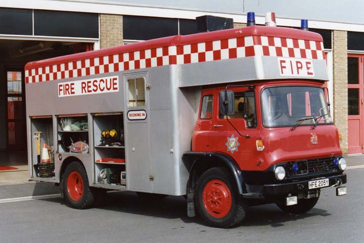 Lincolnshire Emergency Tender
