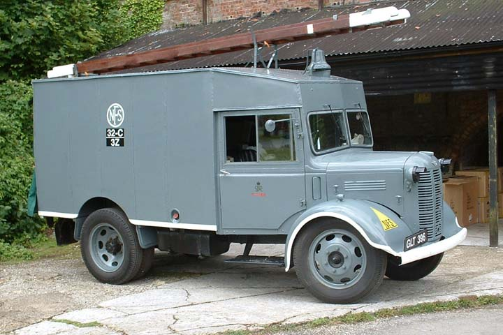 1942 Austin K2 Auxilliary Towing Vehicle