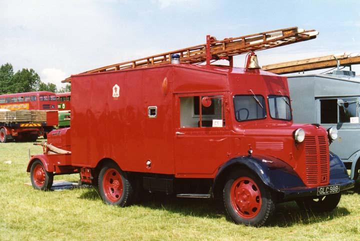 Austin Fire engine