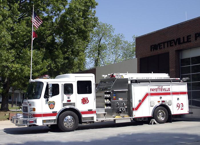 Fayetteville, GA E-92
