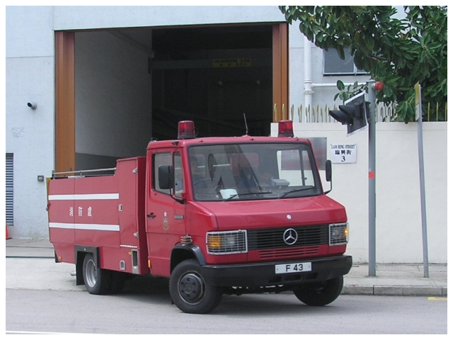 Mercedes Workshop Rescovery