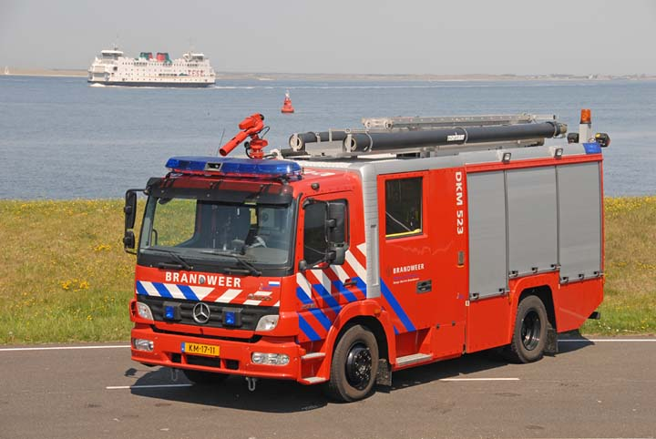 Royal Dutch Navy MB  watertender